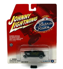 1932 Ford Hi-Boy JOHNNY LIGHTNING RETRO RODS Diecast 1:64 Scale FREE SHIPPING