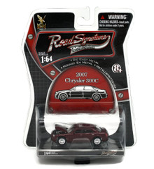 1957 Chrysler 300C ROAD SIGNATURE Diecast 1:64 Scale FREE SHIPPING