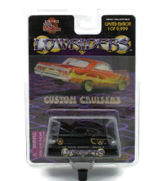 1950 Olds Sedan LOWRIDERS CUSTOM CRUISERS LE Diecast 1:64 Scale FREE SHIPPING