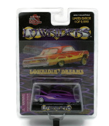 1949 Chopped Mercury LOWRIDERS CUSTOM DREAMS LE Diecast 1:64 Scale FREE SHIPPING
