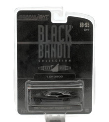 1967 Chevrolet Impala SS Greenlight BLACK BANDIT LE 3500 Diecast 1:64 FREE SHIPPING