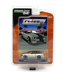 2008 Custom Ford Shelby GT Greenlight Cruise In LE Diecast 1:64 FREE SHIPPING