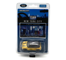 Mini Cooper NYC Taxi GREENLIGHT CITY WHEELS LE Diecast 1:64 Limited Edition 4000