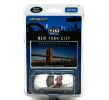 "Corvette ""I Love NY"" GREENLIGHT CITY WHEELS LE Diecast 1:64 Limited Edition 4000"