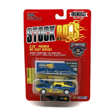 1968 Mustang Racing Champions STOCK RODS Diecast 1:64 Ted Musgrave #16 Issue 110