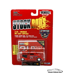 1934 Ford #21 Racing Champions STOCK RODS Diecast 1:64 Michael Waltrip Issue 65