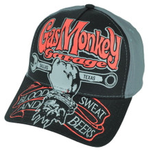 Hat - GAS MONKEY GARAGE Official Licensed Cap FRRE SHIPPING