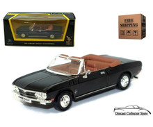 1969 Chevrolet Corvair Monza ROAD SIGNATURE Diecast 1:43 Black FREE SHIPPING