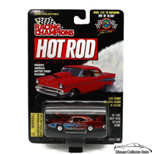 1970 Plymouth Road Runner SUPERBIRD RACING CHAMPIONS HOT ROD MAGAZINE Diecast 1:68 FREE SHIP