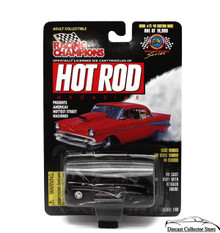 1949 Mercury Custom RACING CHAMPIONS HOT ROD MAGAZINE Diecast 1:68 FREE SHIPPING