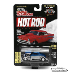 1934 Ford Coupe #69 RACING CHAMPIONS HOT ROD MAGAZINE Diecast 1:54 FREE SHIPPING