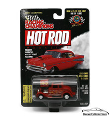 1932 Ford Coupe #25 RACING CHAMPIONS HOT ROD MAGAZINE Diecast 1:64 FREE SHIPPING