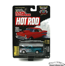 1997 Ford F-150 #27 RACING CHAMPIONS HOT ROD MAGAZINE Diecast 1:63 FREE SHIPPING