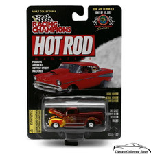 1940 Ford Pickup #30 RACING CHAMPIONS HOT ROD MAGAZINE Diecast 1:57 FREE SHIPPING