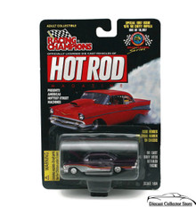 1960 Chevy Impala #97H RACING CHAMPIONS HOT ROD MAGAZINE Diecast 1:64 FREE SHIPPING