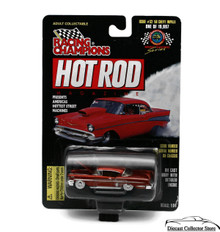1958 Chevy Impala #32 RACING CHAMPIONS HOT ROD MAGAZINE Diecast 1:64 FREE SHIPPING