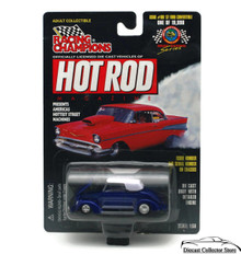 1937 Ford Convertible #100 RACING CHAMPIONS HOT ROD MAGAZINE Diecast 1:58 FREE SHIPPING