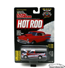 1997 Ford F-150 #93 RACING CHAMPIONS HOT ROD MAGAZINE Diecast 1:63 FREE SHIPPING