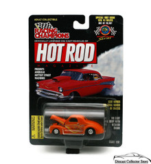 1941 Willys #97B RACING CHAMPIONS HOT ROD MAGAZINE Diecast 1:51 FREE SHIPPING
