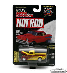 1940 Ford Pickup #38 RACING CHAMPIONS HOT ROD MAGAZINE Diecast 1:57 FREE SHIPPING