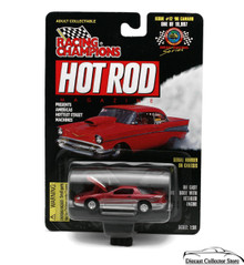 1996 Chevy Camaro #12 RACING CHAMPIONS HOT ROD MAGAZINE Diecast 1:59 FREE SHIPPING