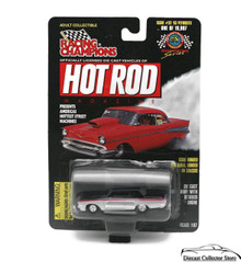 1963 Plymouth #52 RACING CHAMPIONS HOT ROD MAGAZINE Diecast 1:67 FREE SHIPPING