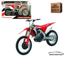 2017 Honda CRF450R Dirt Bike NewRay Diecast 1:12 57873 FREE SHIPPING