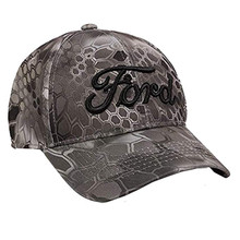 Ford Kryptek Raid Digital Camouflage Q3 Cap/Hat Outdoor Cap Co FREE SHIPPING