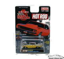 1957 Chevy Bel Air RACING CHAMPIONS HOT ROD MAGAZINE #3T Diecast 1:63 FREE SHIPPING