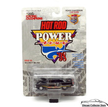 1956 Chevy Bel Air Racing Champions CHAMPIONS HOT ROD Power Tours Diecast 1:63 Free Ship