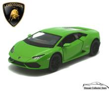 Lamborghini Huracan LP610-4 KINSMART Diecast 1:36 Scale Green FREE SHIPPING