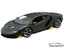 Lamborghini Centenario MAISTO Diecast 1:18 Scale Dark Gray