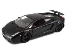 Lamborghini Gallardo Superleggera MAISTO Diecast 1:18 Black