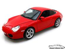 Porsche 911 Carrera 4S MAISTO  Diecast 1:18 Scale Red