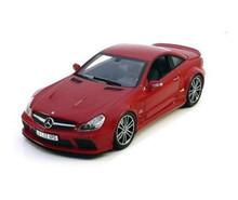 2012 Mercedes - Benz SL63 AMG MAISTO PREMIERE EDITION Diecast 1:18 Red