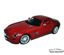 Mercedes - Benz SLS AMG Gullwing MAISTO PREMIERE EDITION Diecast 1:18