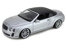 Bentley Continental Supersports Convertible ISR MAISTO Diecast 1:18 Scale
