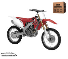 Honda CRF 250R NEWRAY Diecast 1:12 Scale 57463 Red & White FREE SHIPPING