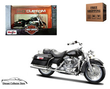 HARLEY DAVIDSON 1999 FLHR Road King Classic MAISTO Diecast 1:18 FREE SHIPPING