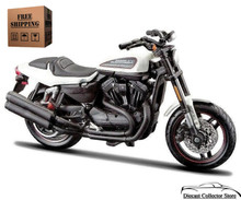 HARLEY DAVIDSON 2011 XR1200X Diecast 1:18 Scale Series 32 FREE SHIPPING