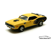 1971 Plymouth Cuda 440 6-Pack MATCHBOX Diecast 1:43 Scale YMC02-M
