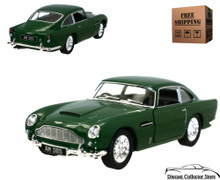 Aston Martin DB5 KINSMART Diecast 1:38 Green FREE SHIPPING