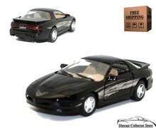 1996 Pontiac Firebird Newray Diecast 1:37 Scale Black FREE SHIPPING