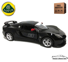 2012 Lotus Exige S KINSMART Diecast 1:32 Scale Black FREE SHIPPING