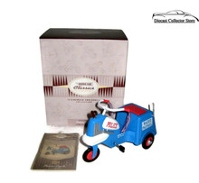 Hallmark Kiddie Car Classic 1958 Murray Police Cycle Sidewalk Cruiser LE QHG6307