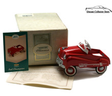 Hallmark Kiddie Car Classic 1955 Murry Red Champion Limited Edition QHG9002