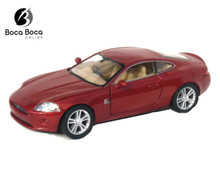 Jaguar XK Coupe KINSMART Diecast 1:38 Scale Red FREE SHIPPING