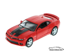 2017 Chevrolet Camaro Kinsmart Diecast 1:38 Scale Red FREE SHIPPING