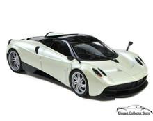 Pagani Huayra WELLY NEX Diecast 1:24 Scale Pearl White