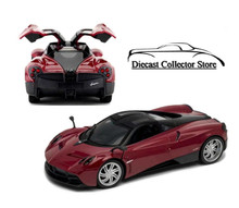 Pagani Huayra WELLY NEX Diecast 1:24 Scale Red 24088